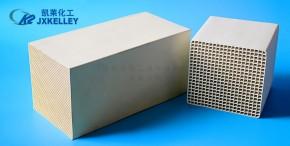 Honeycomb ceramic he